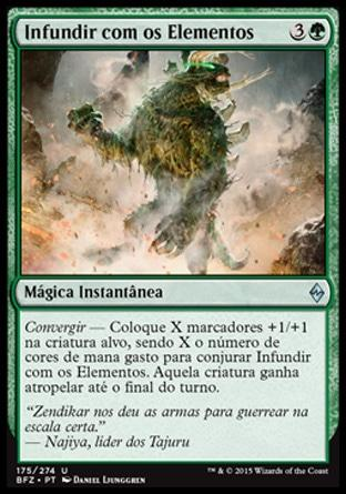 Infundir com os Elementos / Infuse with the Elements