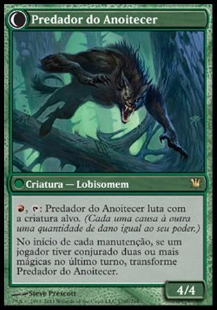 Predador do Anoitecer / Nightfall Predator