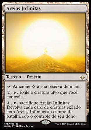 Areias Infinitas / Endless Sands