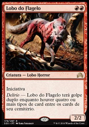 Lobo do Flagelo / Scourge Wolf