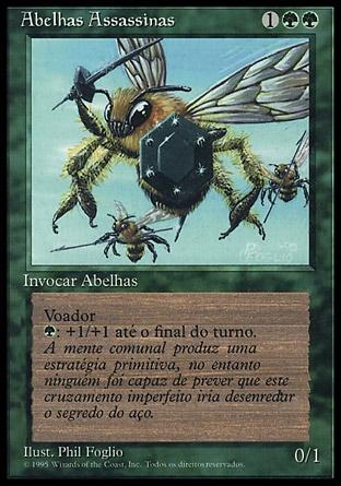 Abelhas Assassinas