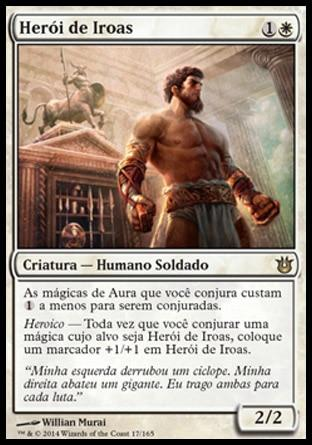 Herói de Iroas / Hero of Iroas