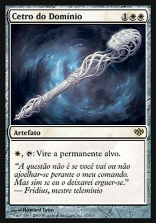 Cetro do Domínio / Scepter of Dominance