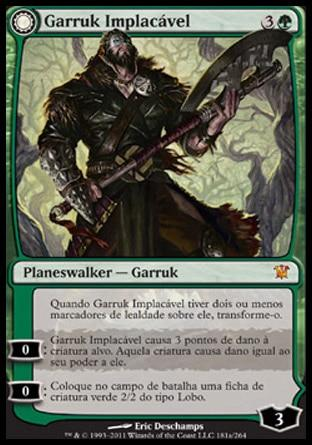 Garruk Implacável / Garruk Relentless