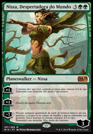 Nissa, Despertadora do Mundo / Nissa, Worldwaker
