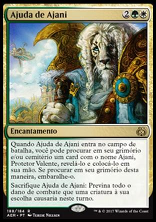 Ajuda de Ajani