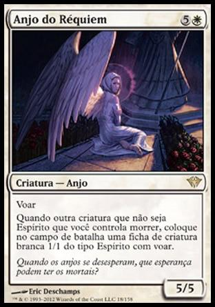 Anjo do Réquiem / Requiem Angel