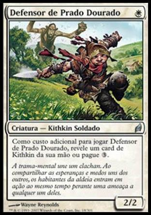 Defensor de Prado Dourado / Goldmeadow Stalwart