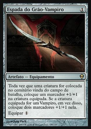 Espada do Grão-Vampiro / Blade of the Bloodchief