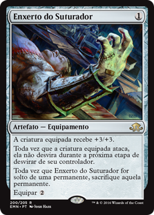 Enxerto do Suturador / Stitcher's Graft