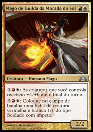 Mago de Guilda da Morada do Sol / Sunhome Guildmage