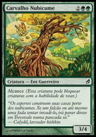 Carvalho Nubicume / Cloudcrown Oak