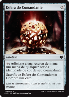 Esfera do Comandante / Commander's Sphere