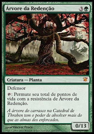 Árvore da Redenção / Tree of Redemption