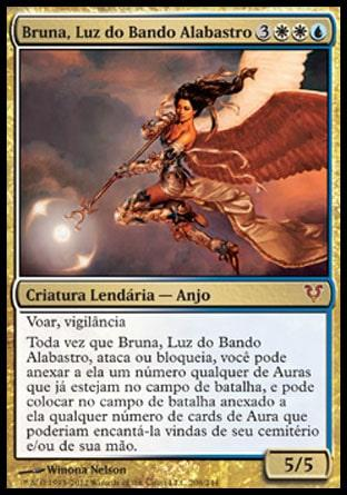 Bruna, Luz do Bando Alabastro / Bruna, Light of Alabaster