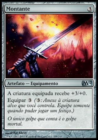 Montante / Greatsword