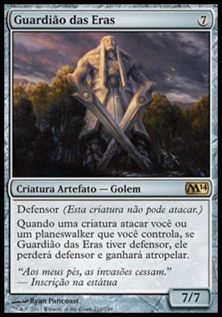 Guardião das Eras / Guardian of the Ages