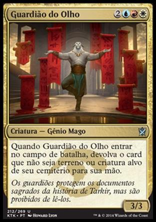 Guardião do Olho / Warden of the Eye