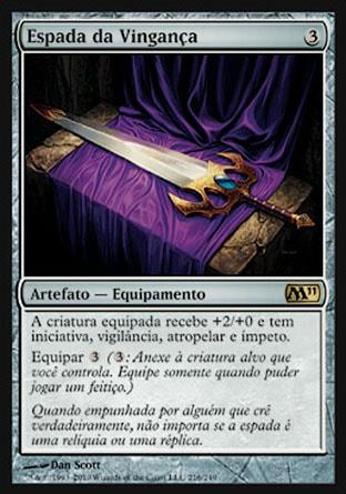 Espada da Vingança / Sword of Vengeance