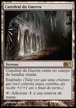 Catedral da Guerra / Cathedral of War