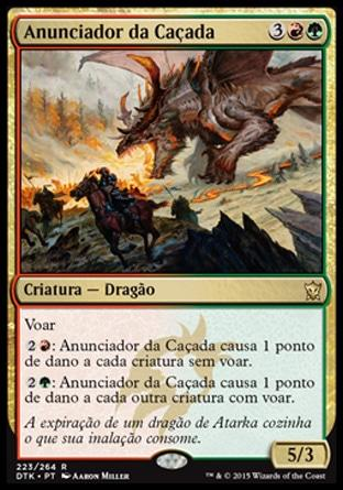 Anunciador da Caçada / Harbinger of the Hunt