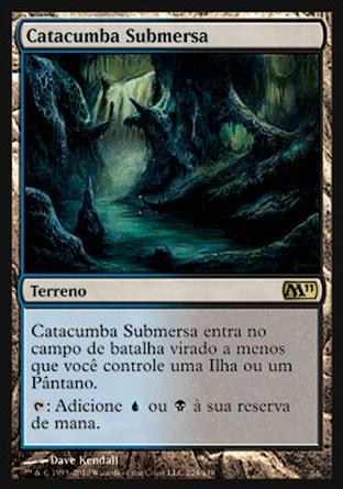 Catacumba Submersa / Drowned Catacomb