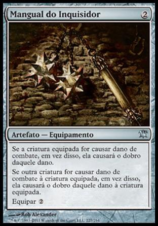 Mangual do Inquisidor / Inquisitor's Flail