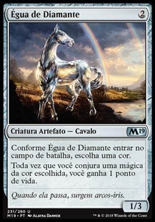 Égua de Diamante / Diamond Mare