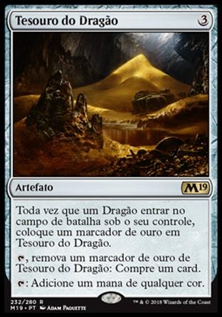 Tesouro do Dragão / Dragon's Hoard