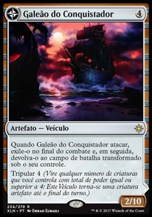 Galeão do Conquistador / Conqueror's Galleon