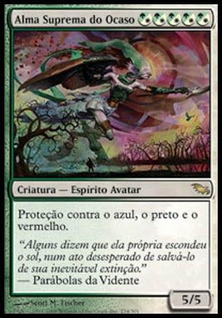Alma Suprema do Ocaso / Oversoul of Dusk