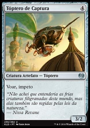 Tóptero de Captura / Snare Thopter
