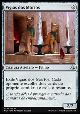 Vigias dos Mortos / Watchers of the Dead