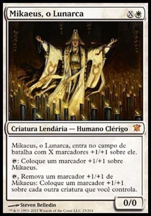 Mikaeus, o Lunarca / Mikaeus, the Lunarch