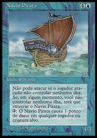 Navio Pirata / Pirate Ship