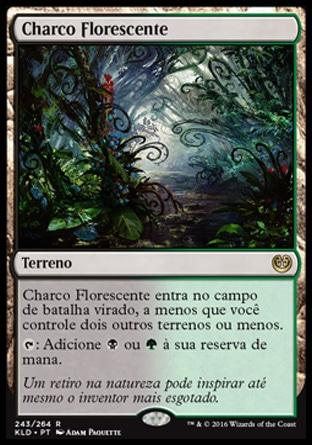 Charco Florescente / Blooming Marsh