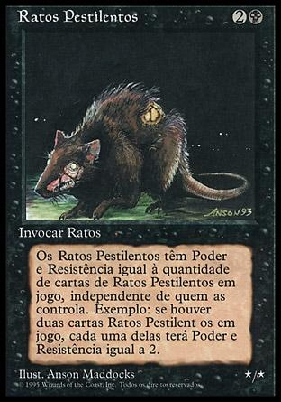 Ratos Pestilentos / Plague Rats