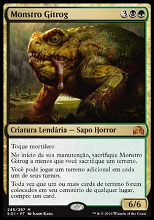 Monstro Gitrog / The Gitrog Monster