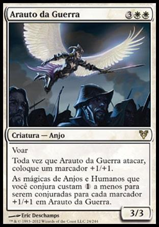 Arauto da Guerra / Herald of War