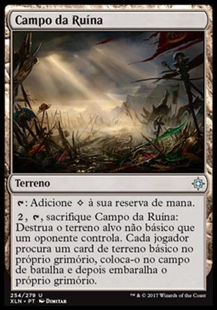 Campo da Ruína / Field of Ruin