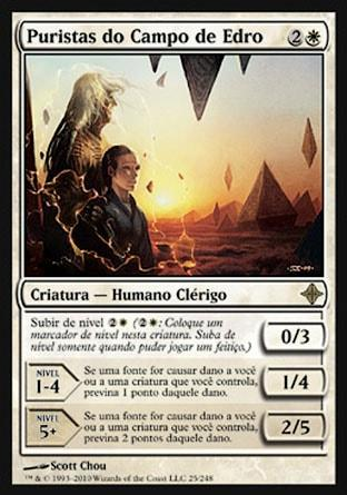 Puristas do Campo de Edro / Hedron-Field Purists