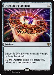 Disco de Nevinyrral