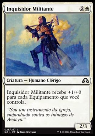 Inquisidor Militante / Militant Inquisitor