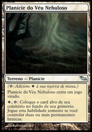 Planície do Véu Nebuloso / Mistveil Plains