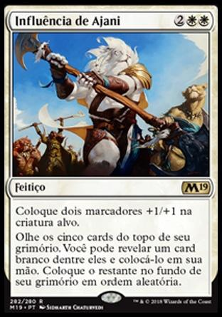 Ajani's Influence