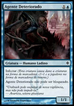 Agente Deteriorado / Blighted Agent