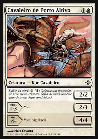 Cavaleiro de Porto Altivo / Knight of Cliffhaven