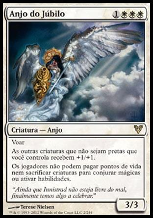 Anjo do Júbilo / Angel of Jubilation