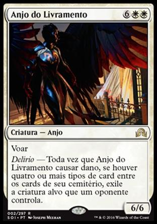 Anjo do Livramento / Angel of Deliverance