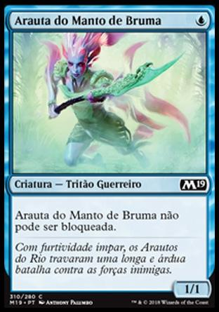 Arauta do Manto de Bruma